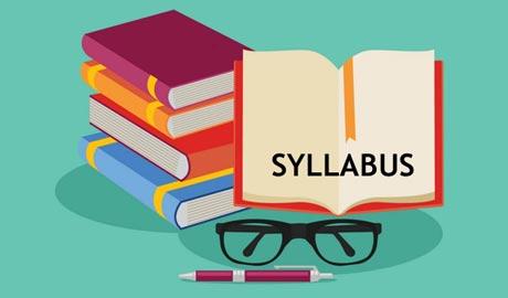 New Grace English School Syllabus