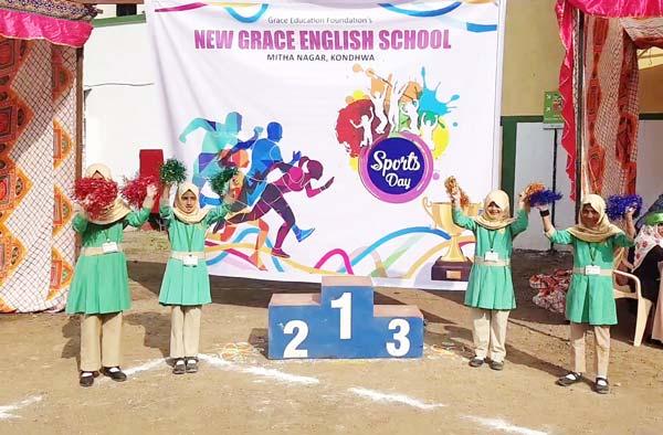 Sports and Arts - New Grace English School